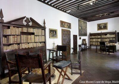 Lope de Vega Casa Museo