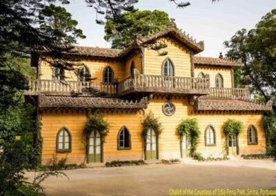 Chalet of the Countess of Edla – Pena Park