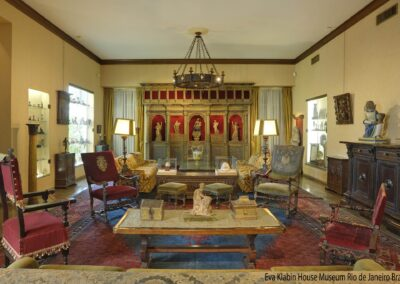 Eva Klabin House Museum
