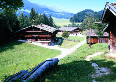 Museum of Tyrolean Farmsteads