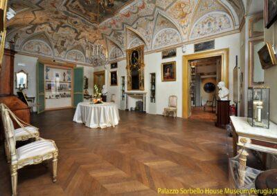 Palazzo Sorbello House Museum