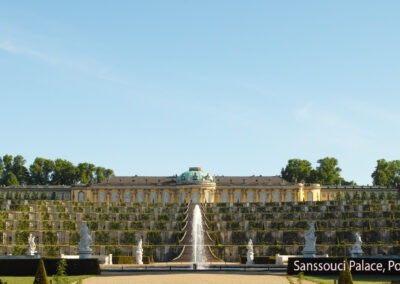Sanssouci Palace and Charlottenburg Palace