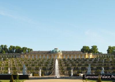 Sanssouci Palace and Charlottenburg Palace