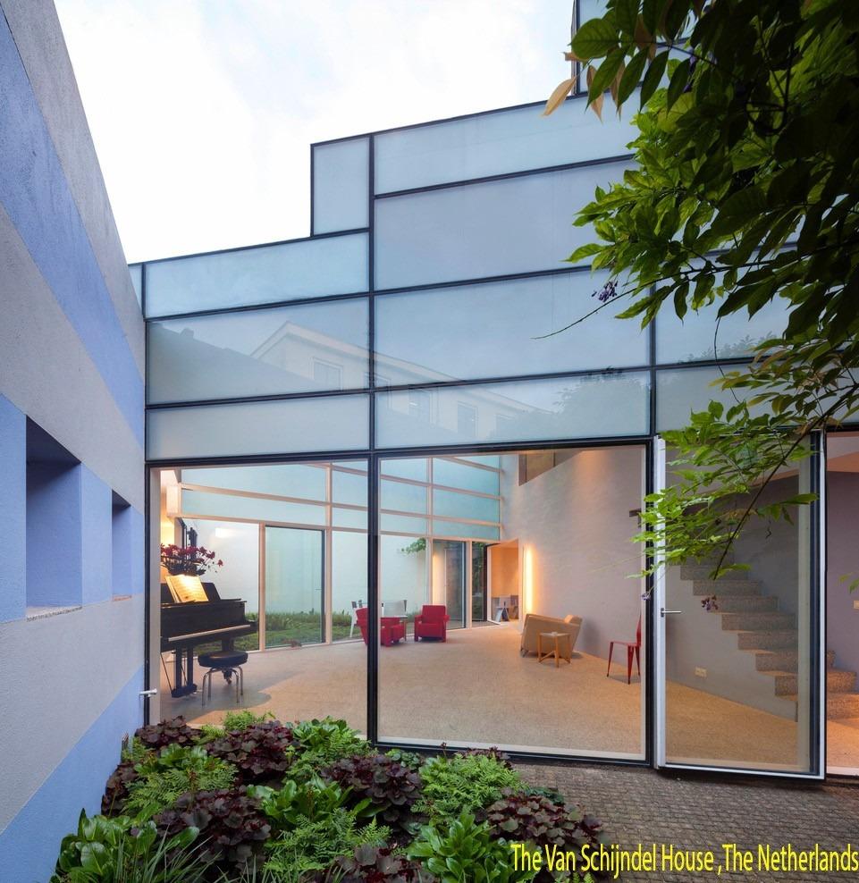The Van Schijndel House