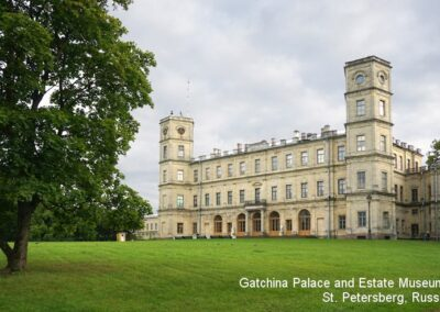 The Gatchina Palace and Estate Museum