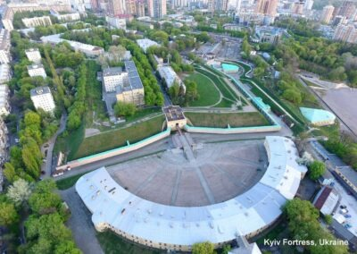 Kyiv Fortress, National Historical and Architectural Museum